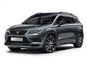 CUPRA Ateca 2018 Onwards