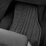 Genuine SEAT Ibiza & Arona Front & Rear Rubber Mats 2017 Onwards