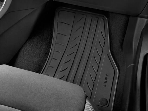 Genuine SEAT Arona & Ibiza Rubber Mats 6F2061500041
