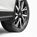 Genuine SEAT Arona Front Mudflaps 2017 Onwards
