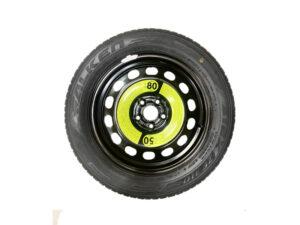 genuine SEAT Arona Spare Wheel Kit zgbbom174se