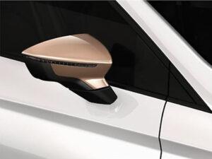 Genuine SEAT Ibiza & Leon Mirror Caps 6f0072530s4y