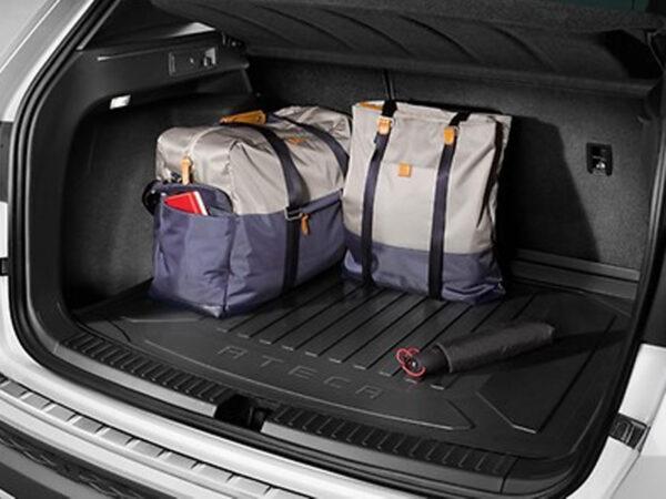 Genuine SEAT Ateca Semi-Rigid Plastic Boot Liner 575061201B / 575061201