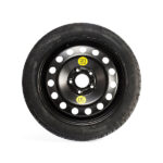 "Genuine SEAT Leon ST 16"" Space Saver Spare Wheel Kit 2013-2020"