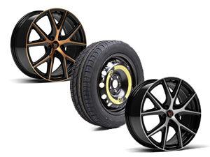 Alloys & Spare Wheels