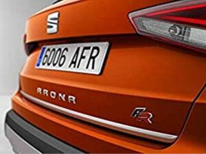 Genuine SEAT Arona Tailgate Latch Moulding 6f9071360